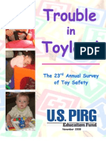 2008 Toy Land Report
