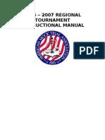 06-07 Regional Host Manual
