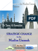 Strategic Change for Muslim Ummah English