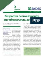 Visao_92_Perspectiva de Investimentos Em Infraestrutura 2011-2014