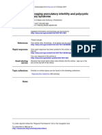 Anovulação e SOP BMJ2007