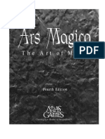 Ars Magica 4th Edition Core Rulebook