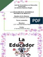 La Educadora