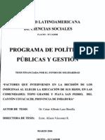 politicas Públicas  EIB
