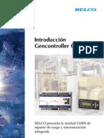 Gen Controller SELCO C6200