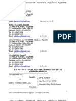 Liberi Et Al v Belcher Et Al - Plaintiffs Opp to Belcher's MTD Doc 208