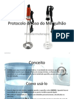 Protocolo de uso do Mergulhão