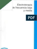 Elect Rot Era Pia de Frecuencia Baja y Media Fisioterapia