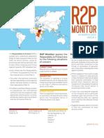 R2P Monitor