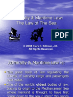 Admiralty & Maritime Law