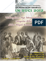 Panduan Pekan Suci 2012