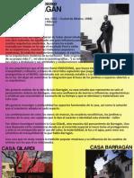 Casas Referentes Luis Barragan Infante