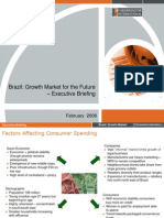 Brazil Market Growth