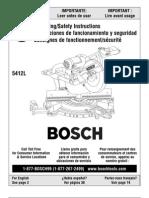 Bosch5412Lmanual