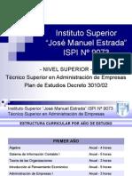 ISPI 9073 - Plan 3010/02