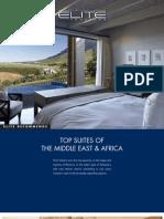 Top Suites of Afica - Elite Traveler