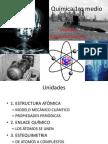 Química 1ro medio modelos atomicos