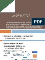 La Ofimatica