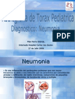 Torax pediatrico