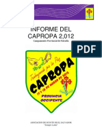 Infome capropa