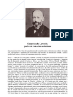 Gumersindo Laverde y Ruiz, padre de la nación asturiana