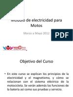 Modulo de Electric Id Ad Para Motos
