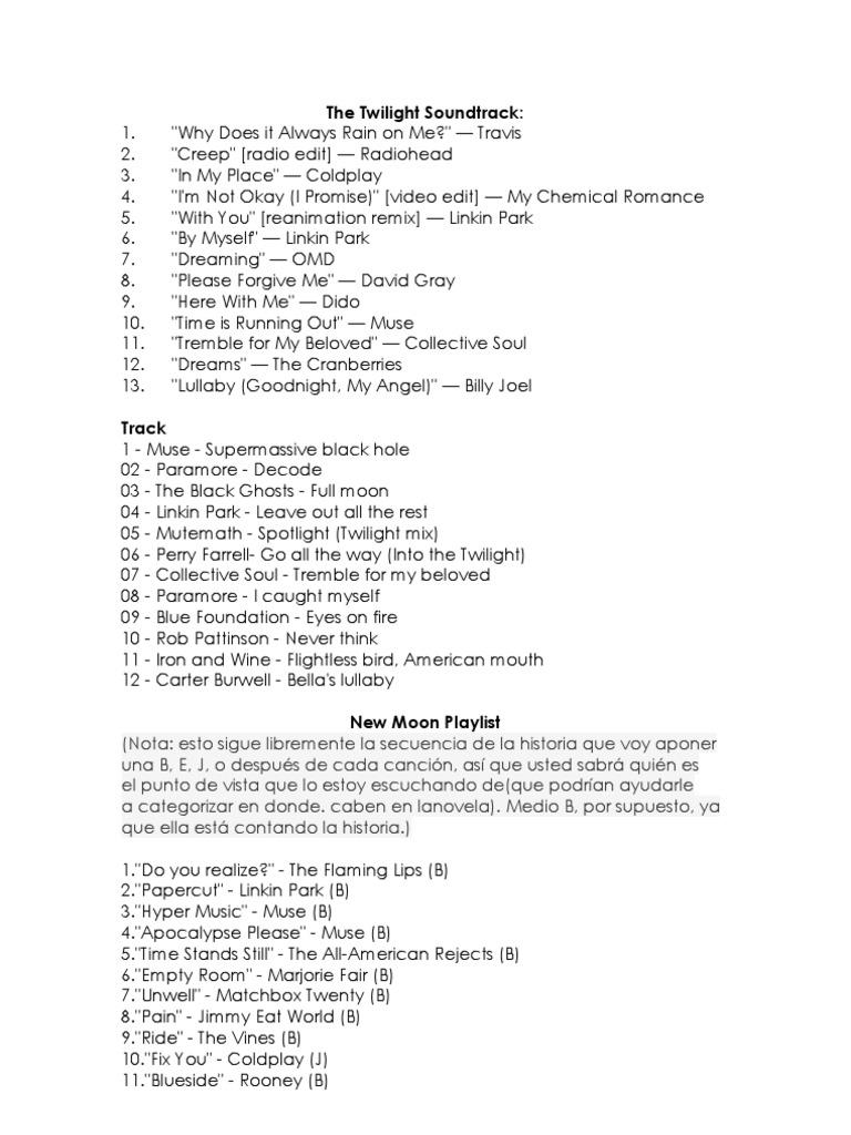 The Twilight Saga Soundtrack Music Organizations Music Industry