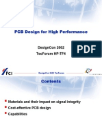 PCB_Design for High Performance