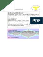 Propuesta didáctica para potenciar procesos de conteo