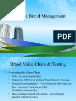 Strategic Brand Management PPT