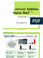 NANO-REX Lubricant Additive
