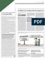 Diario Gestion - RSE y Medicion de Impacto