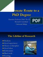 IPS Presentation for PhD 2011