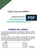 Copia de Capitulo 3 Capa Fisica de WiMAX y OFDMA