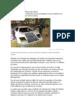 Lambo Falsificados en Chile