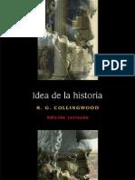 Idea de La Historia Escrito Por Robin George Collingwood-jan Van Der Dussen