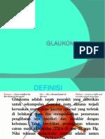 Power Point Glaukoma