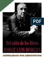 Borges,Del Culto de Los Lenviar Correo