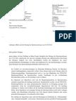 OSP Thüringen Antwort CDU Klaus Riegert