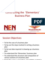 Making a Business Plan _v1