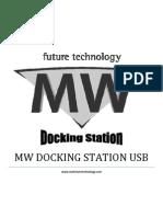 Manuale Docking Station
