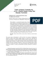 Hizb Ut-Tahrir Al-Islami - Evaluating The