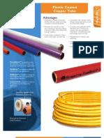 MLT-100 Plastic Coated Tube