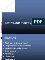 Air Brake System Power Point