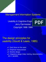 Usability Dss