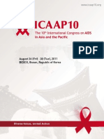 ICAAP10 2nd Announcement
