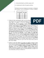 CONSTRUCCIÓN   DEL   PARALELOGRAMO con EXCEL_Windows 2007_cb52a