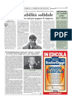 Italia Oggi 12.03.12 - Patto di stabilità solidale