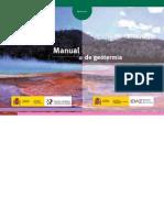 Manual de energía geotérmica parte 1