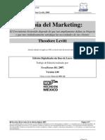 Ensayo_p017_Theodore Levitt - Miopia Del Marketing_NDBG 2007
